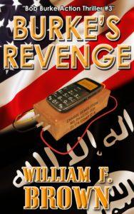 Burke's Revenge THRILLER NOVELS, Bob Burke