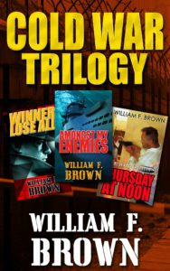 thriller novel